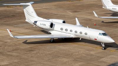 C-FORB - Gulfstream G-IV - Private
