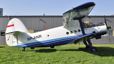 SP-ANR - PZL-Mielec An-2 - Private