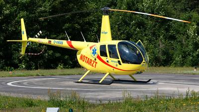 D-HRAN - Robinson R44 Raven II - Heli-Flight