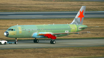 F-WWIZ - Airbus A320-232 - Jetstar Pacific Airlines