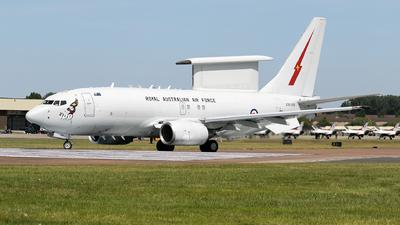 A30-006 - Boeing 737-7ES Wedgetail - Australia - Royal Australian Air Force (RAAF)