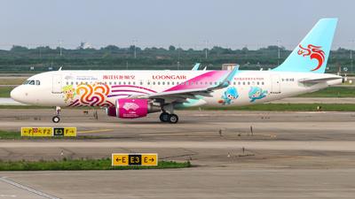 B-8148 - Airbus A320-214 - Loong Air