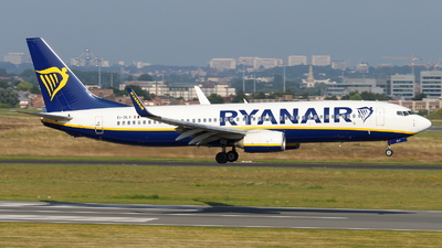 A picture of EIDLY - Boeing 7378AS - Ryanair - © Marcel Schmidt