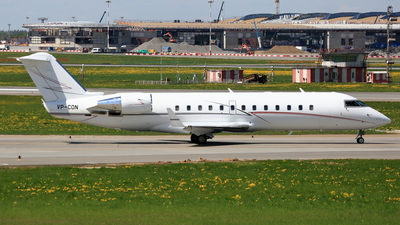 VP-CON - Bombardier CL-600-2B19 Challenger 850 - FTC Consulting