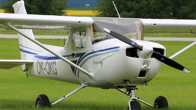 OK-OKG - Reims-Cessna F150L - Private
