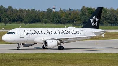 A picture of DAILP - Airbus A319114 - Lufthansa - © Günter Tiroler