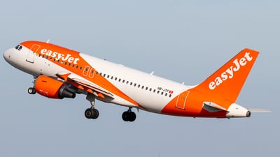 A picture of HBJYF - Airbus A319111 - easyJet - © Rui Sequeira