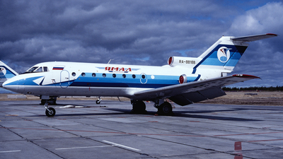RA-88188 - Yakovlev Yak-40 - Yamal Airlines