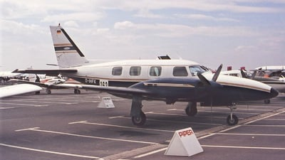 D-IHFK - Piper PA-31P-425 Pressurized Navajo - Private