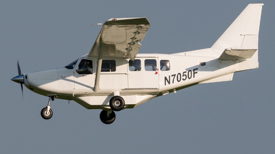 N7050F - GippsAero GA8-TC320 - Private