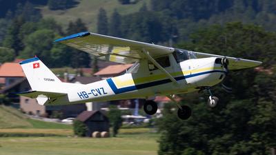HB-CVZ - Reims-Cessna F150J - Private