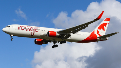 C-FMWP - Boeing 767-333(ER) - Air Canada Rouge
