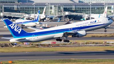 JA8670 - Boeing 767-381 - All Nippon Airways (ANA)