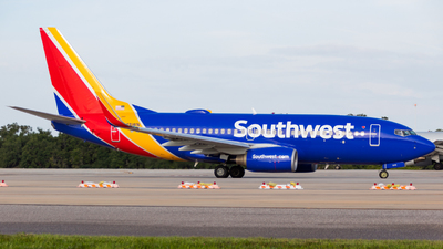 N949WN - Boeing 737-7H4 - Southwest Airlines