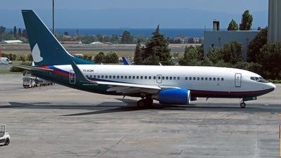 A picture of YIAQK - Boeing 7377BD - Iraqi Airways - © Eddie Heisterkamp
