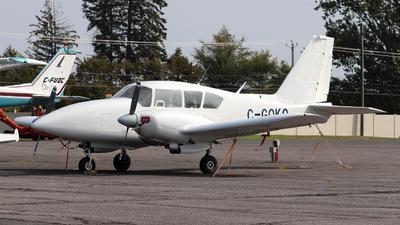 C-GQKQ - Piper PA-23-250 Aztec - Private