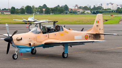 PT-ZTI - Embraer A-29B Super Tucano - Mali - Air Force