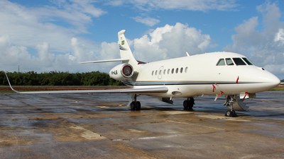 PR-ALS - Dassault Falcon 2000LX - Metro Taxi Aéreo Ltda