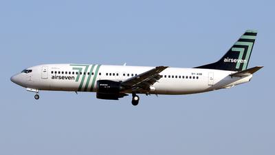 OY-ASB - Boeing 737-430 - AirSeven (Copenhagen Air Taxi)