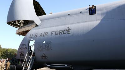 87-0027 - Lockheed C-5M Super Galaxy - United States - US Air Force (USAF)