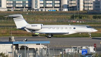 N600FR - Gulfstream G600 - Private