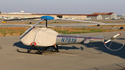 N7819 - Enstrom 280FX Shark - Private