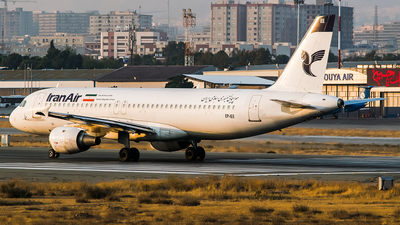 A picture of EPIEE - Airbus A320211 - Iran Air - © Mahyar Malakooti