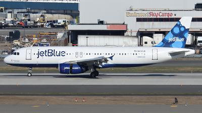N630JB - Airbus A320-232 - jetBlue Airways