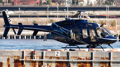 N410TD - Bell 407 - Gotham Helicopter