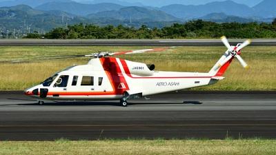JA6961 - Sikorsky S-76D - Aero Asahi