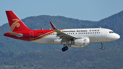 B-1016 - Airbus A319-133 - Shenzhen Airlines