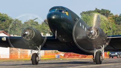 YS-347E - Douglas C-47A Skytrain - Aeroclasicos El Salvador