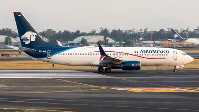 A picture of XAAML - Boeing 737852 - Aeromexico - © Arturo Quintero