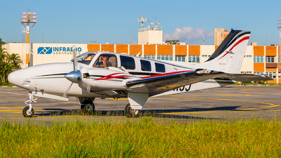 PT-AJJ - Beechcraft 58 Baron - Private
