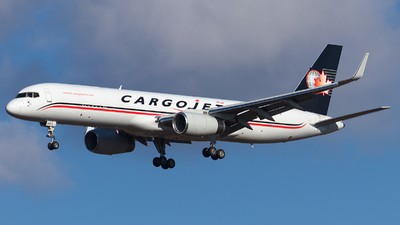C-GVAJ - Boeing 757-223(PCF) - Cargojet Airways
