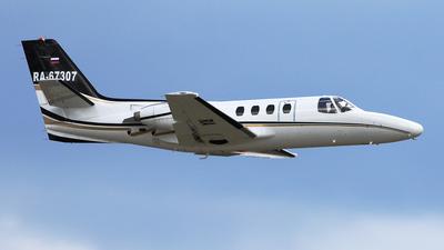 RA-67307 - Cessna 500 Citation I - Private