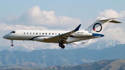 9H-OJP - Bombardier BD-700-1A10 Global 6000 - Elitavia Malta