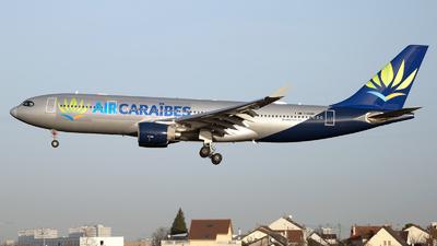 F-HUNO - Airbus A330-223 - Air Caraïbes Atlantique
