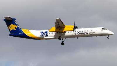 A picture of N403QX - De Havilland Canada Dash 8400 - Alaska Airlines - © Sean Asay