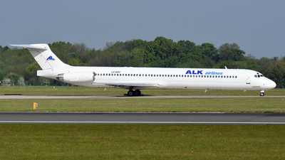 LZ-ADV - McDonnell Douglas MD-82 - ALK Airlines