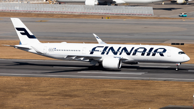 OH-LWR - Airbus A350-941 - Finnair