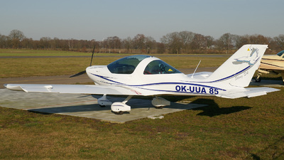 OK-UUA85 - TL Ultralight TL-2000 Sting S4 - Private