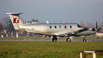 LX-FDI - Pilatus PC-12NG - Jetfly Aviation