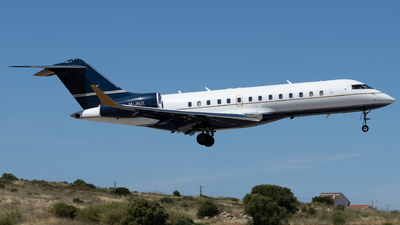 M-JNJL - Bombardier BD-700-1A10 Global Express - Private