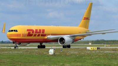 G-DHLF - Boeing 767-3JHF(ER) - DHL Air