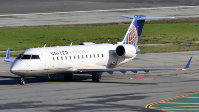 A picture of N918SW - Bombardier CRJ200ER - United Airlines - © Jordan Louie
