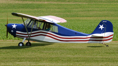 N37JC - Bellanca 7ACA Champion - Private
