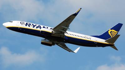 EI-DPO - Boeing 737-8AS - Ryanair