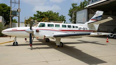 AP-BFK - Reims-Cessna F406 Caravan II - Aircraft Sales & Services Limited (ASSL)