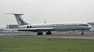 CCCP-86692 - Ilyushin IL-62M - Aeroflot